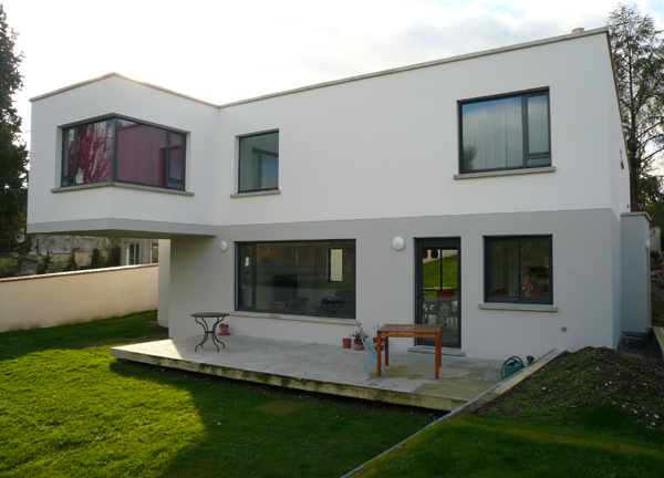D co cout construction maison individuelle au m2 for Cout construction maison 120m2